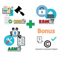 Expert Package - CSM, ASM, ESM + ACP - 135 Day Access course image